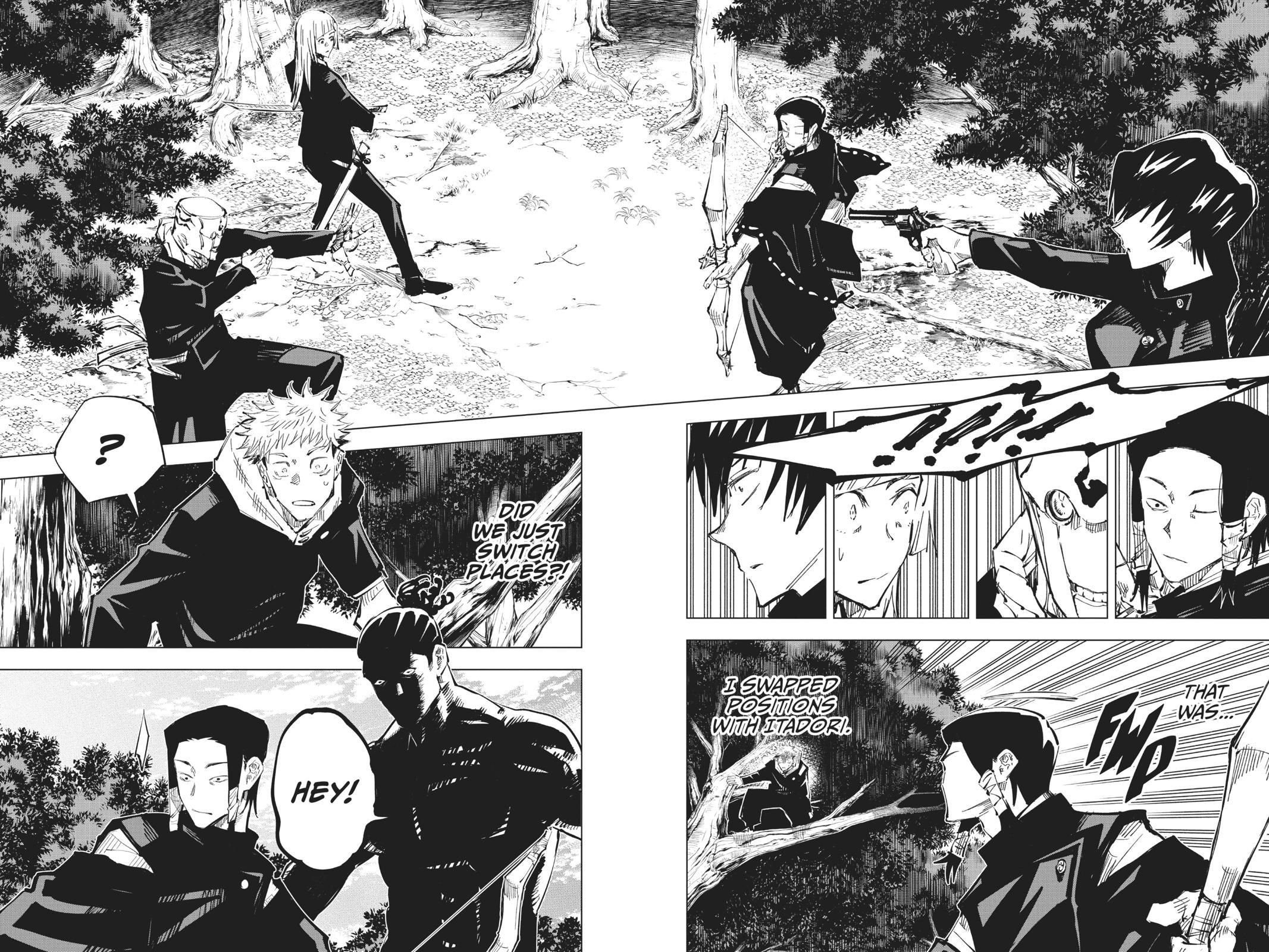 Jujutsu Kaisen, Chapter 35 image 018