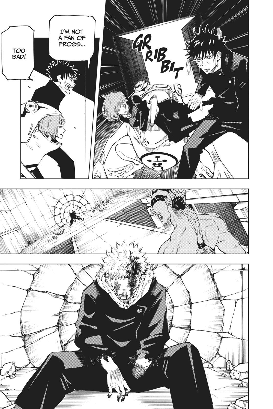 Jujutsu Kaisen, Chapter 7 image 014