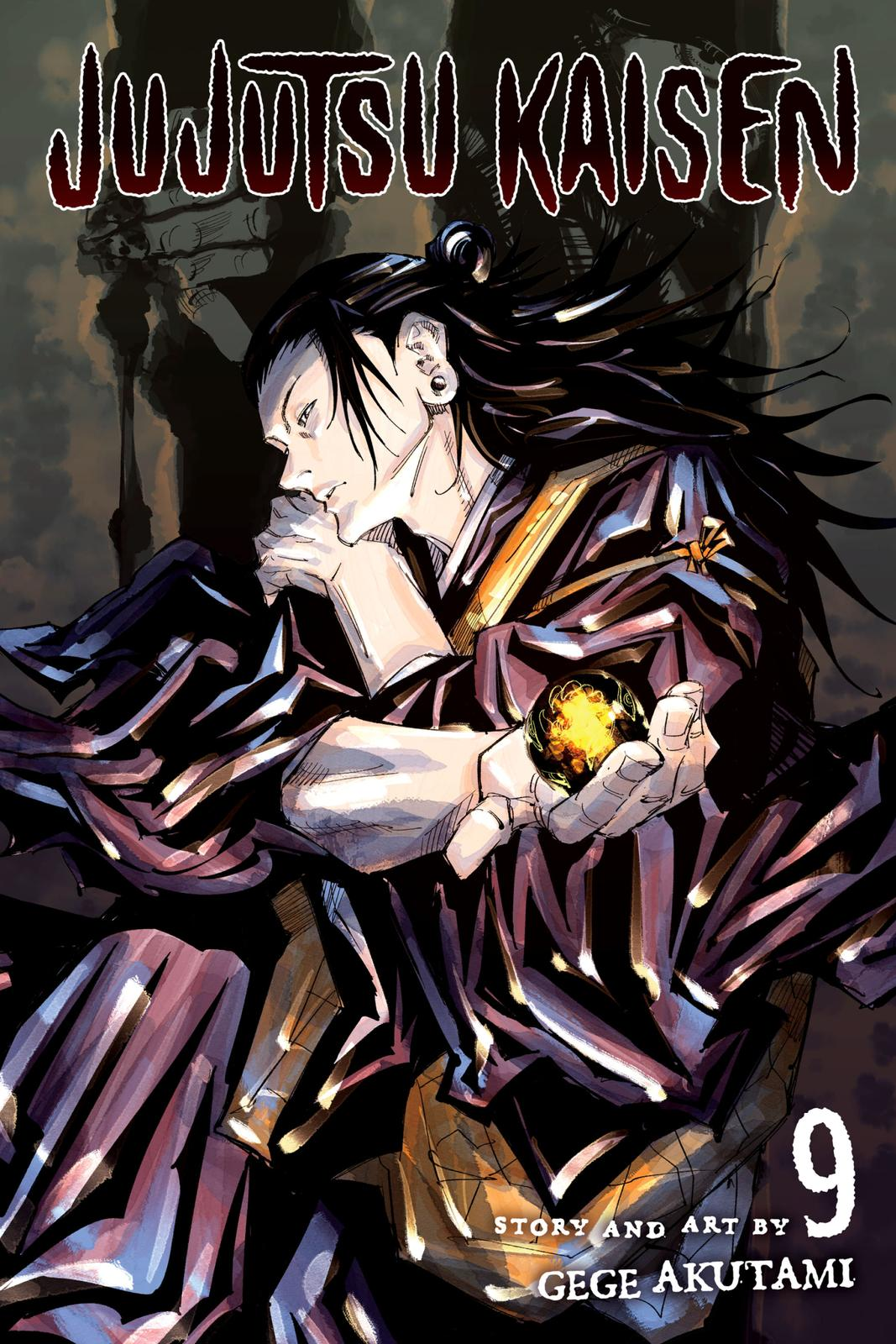 Jujutsu Kaisen, Chapter 71 image 001
