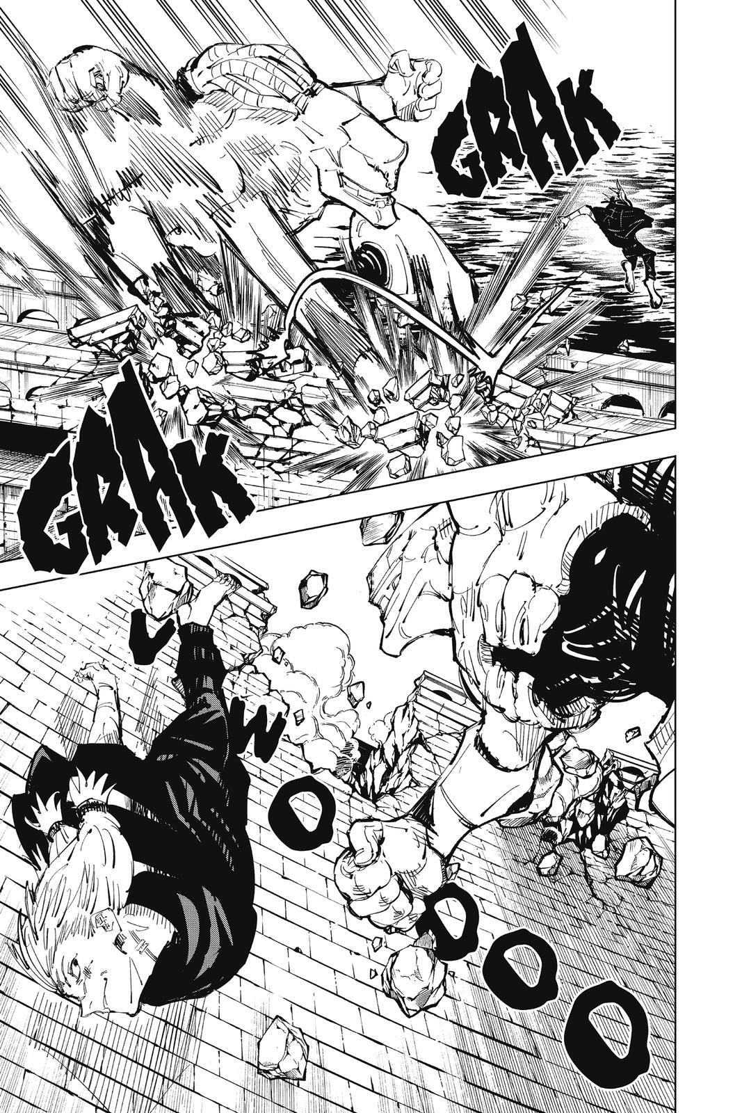 Jujutsu Kaisen, Chapter 80 image 020
