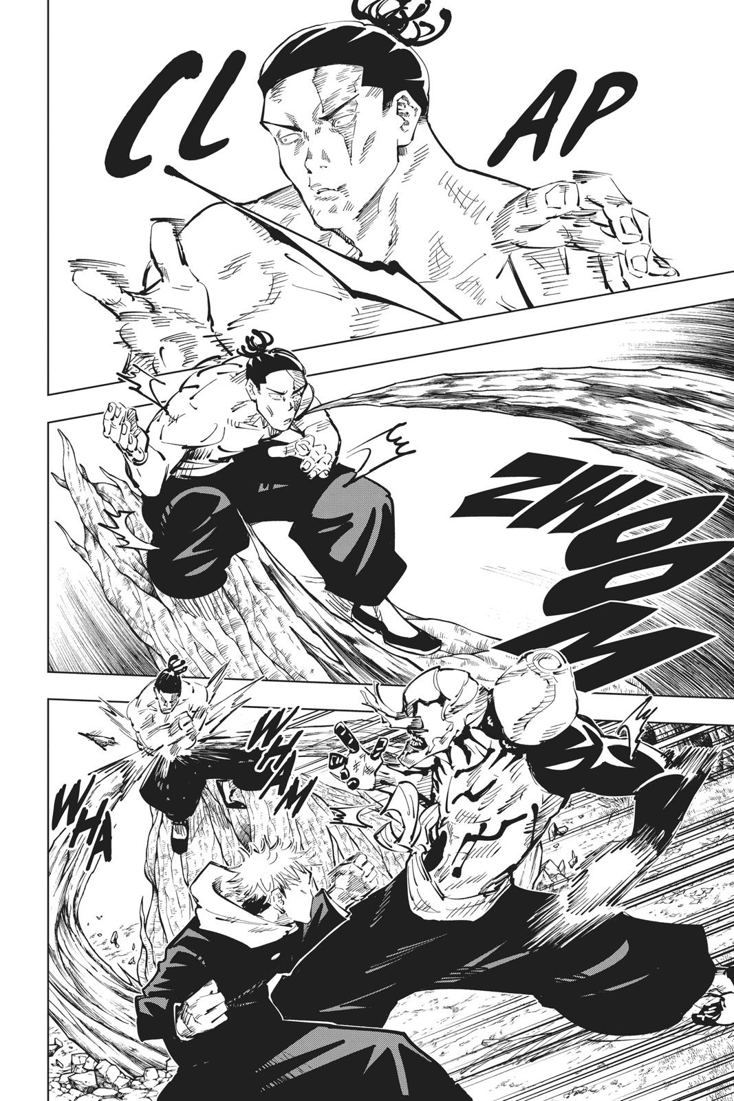 Jujutsu Kaisen, Chapter 51 image 003
