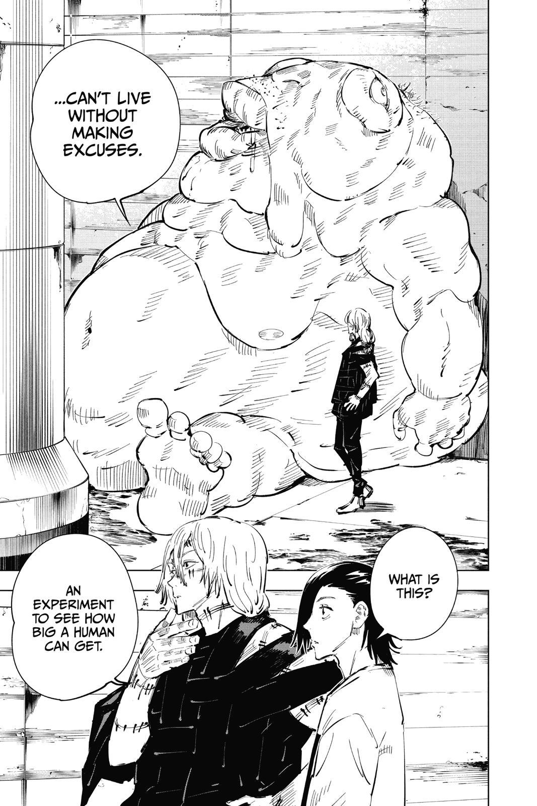 Jujutsu Kaisen, Chapter 21 image 003