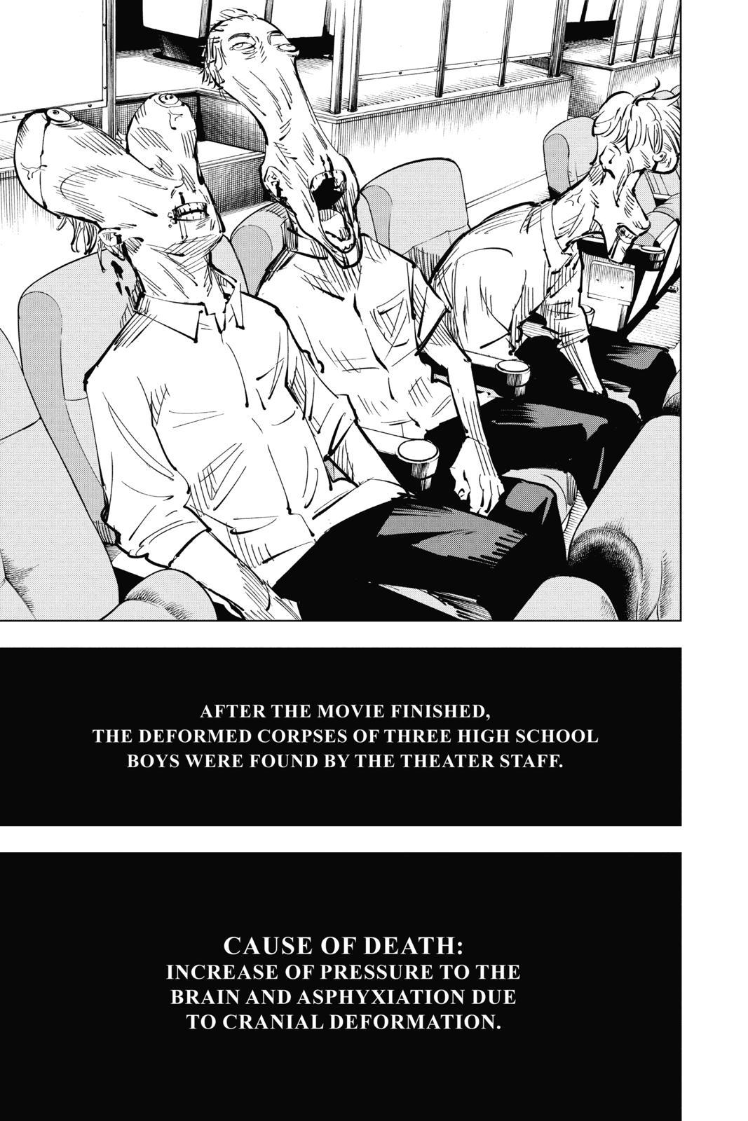 Jujutsu Kaisen, Chapter 18 image 017