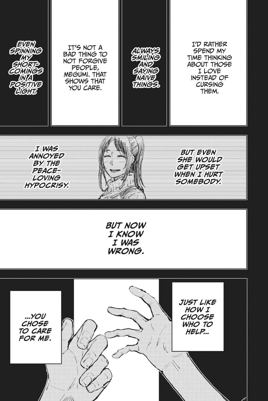 Jujutsu Kaisen, Chapter 59 image 011