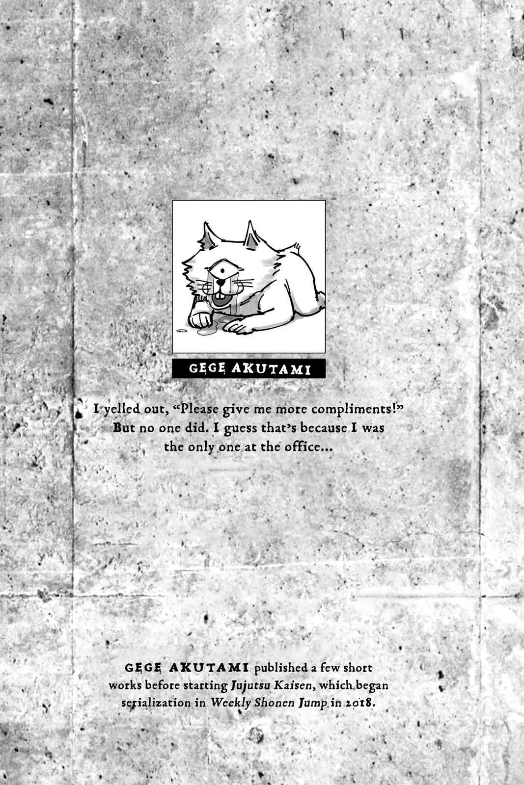 Jujutsu Kaisen, Chapter 8 image 002
