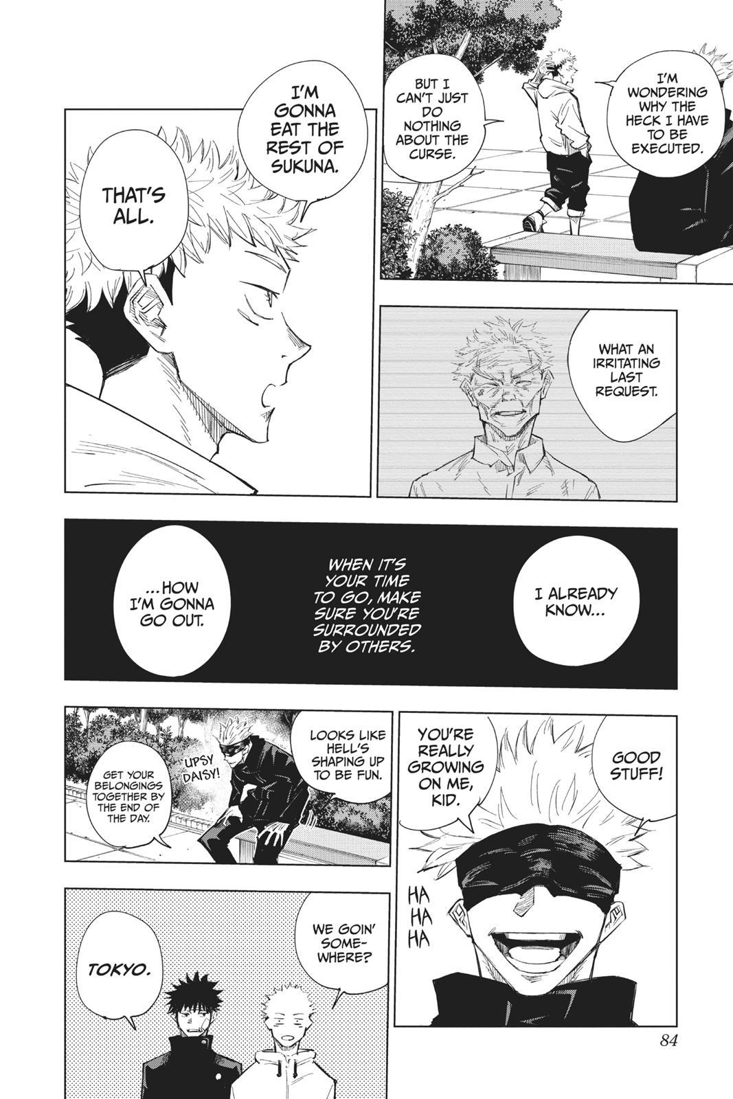 Jujutsu Kaisen, Chapter 2 image 024