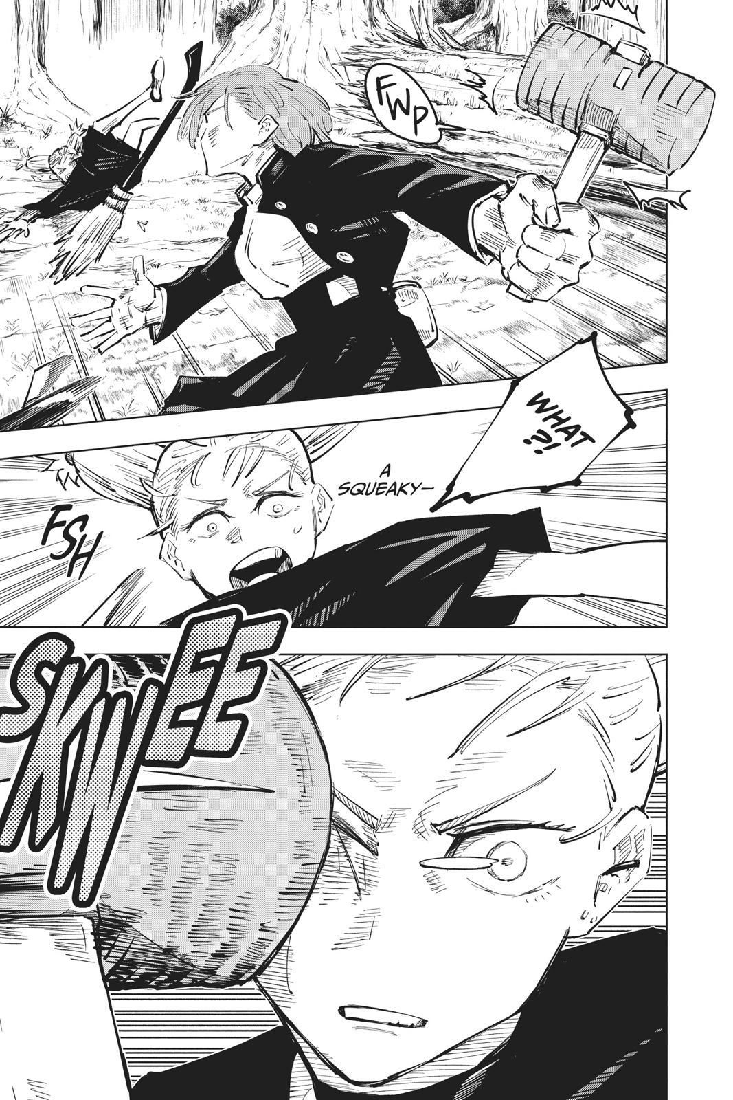 Jujutsu Kaisen, Chapter 41 image 013