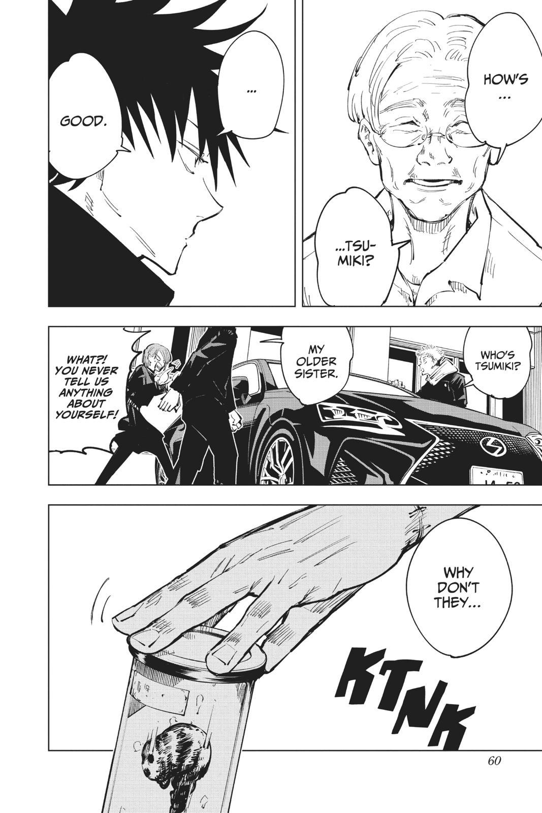 Jujutsu Kaisen, Chapter 55 image 014