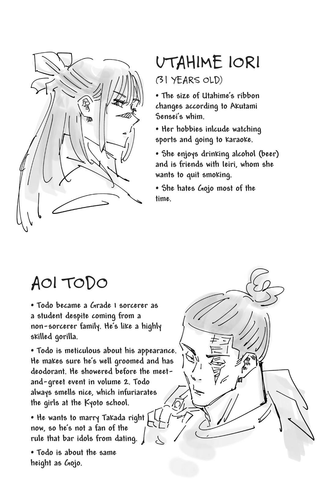 Jujutsu Kaisen, Chapter 35 image 025