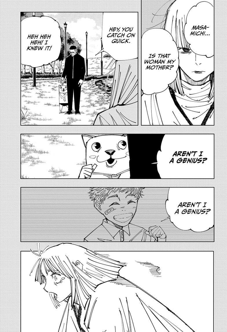 Jujutsu Kaisen, Chapter 147 image 009