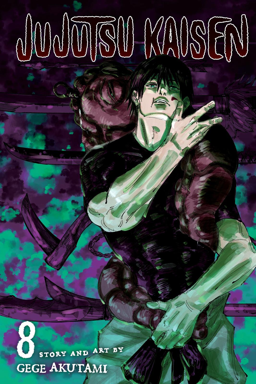 Jujutsu Kaisen, Chapter 62 image 001