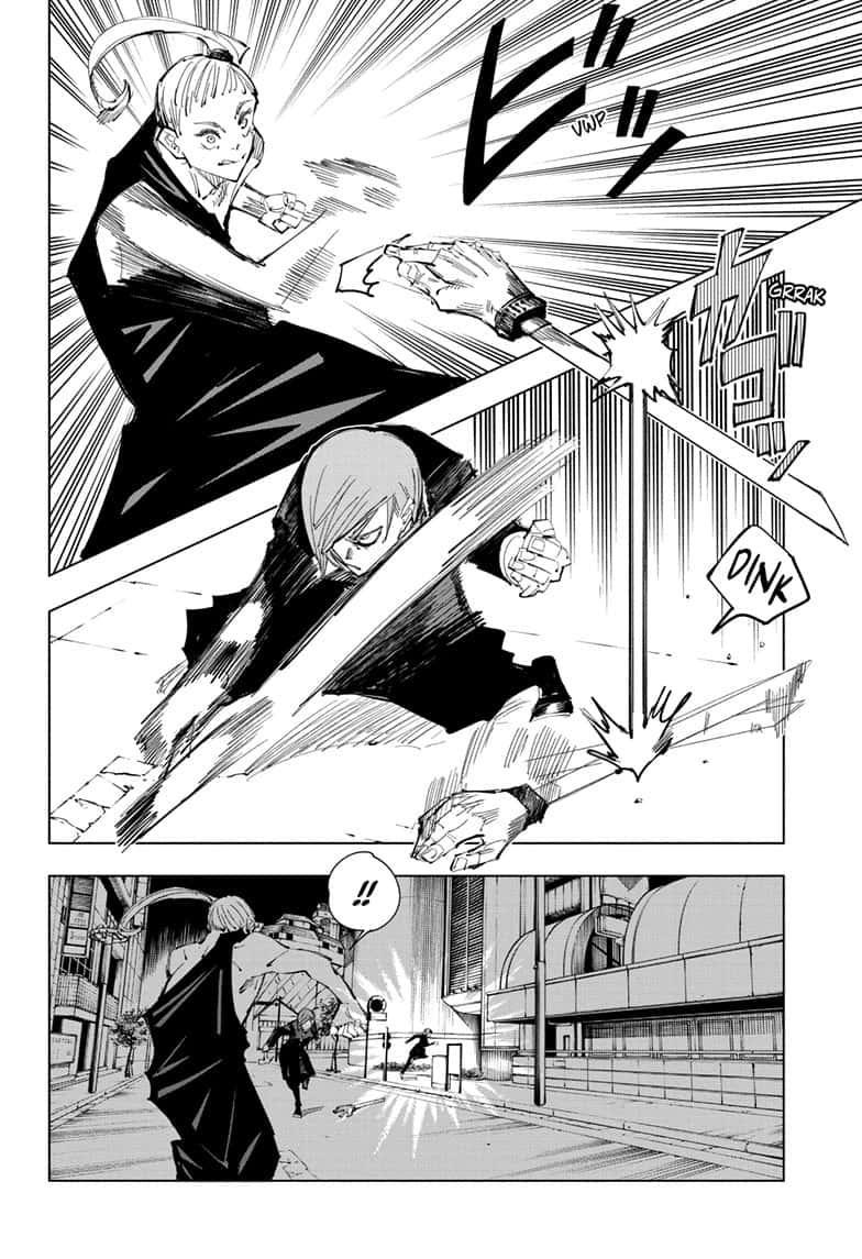 Jujutsu Kaisen, Chapter 99 image 006