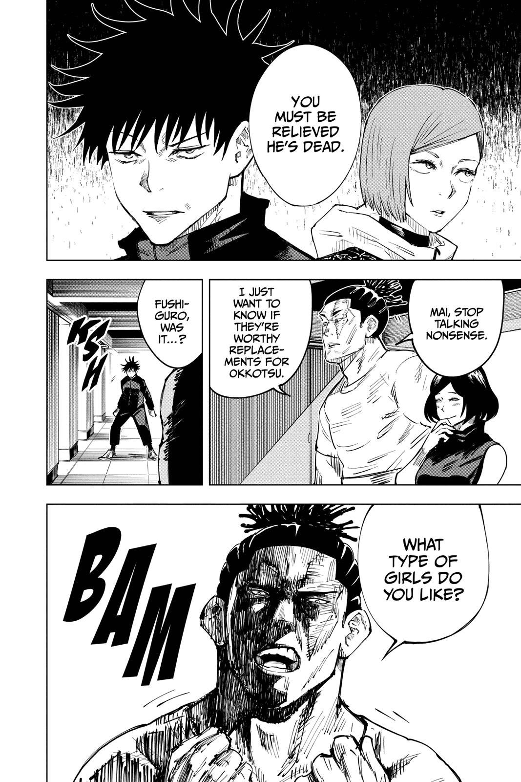 Jujutsu Kaisen, Chapter 16 image 019