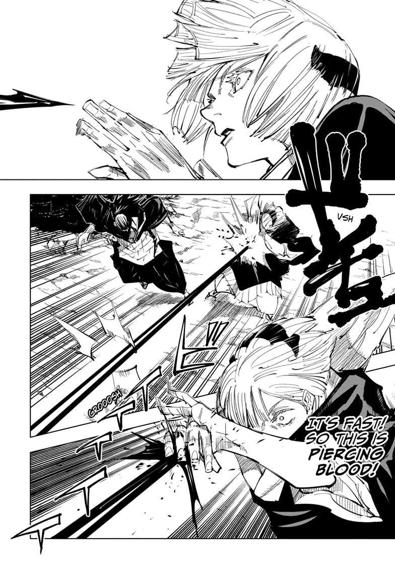Jujutsu Kaisen, Chapter 135 image 004