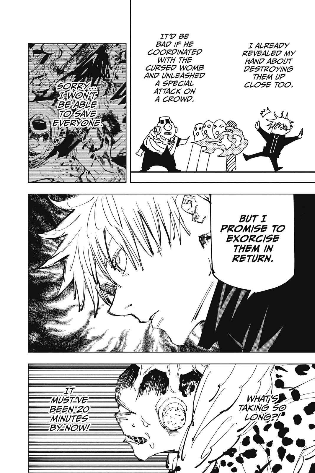 Jujutsu Kaisen, Chapter 88 image 006
