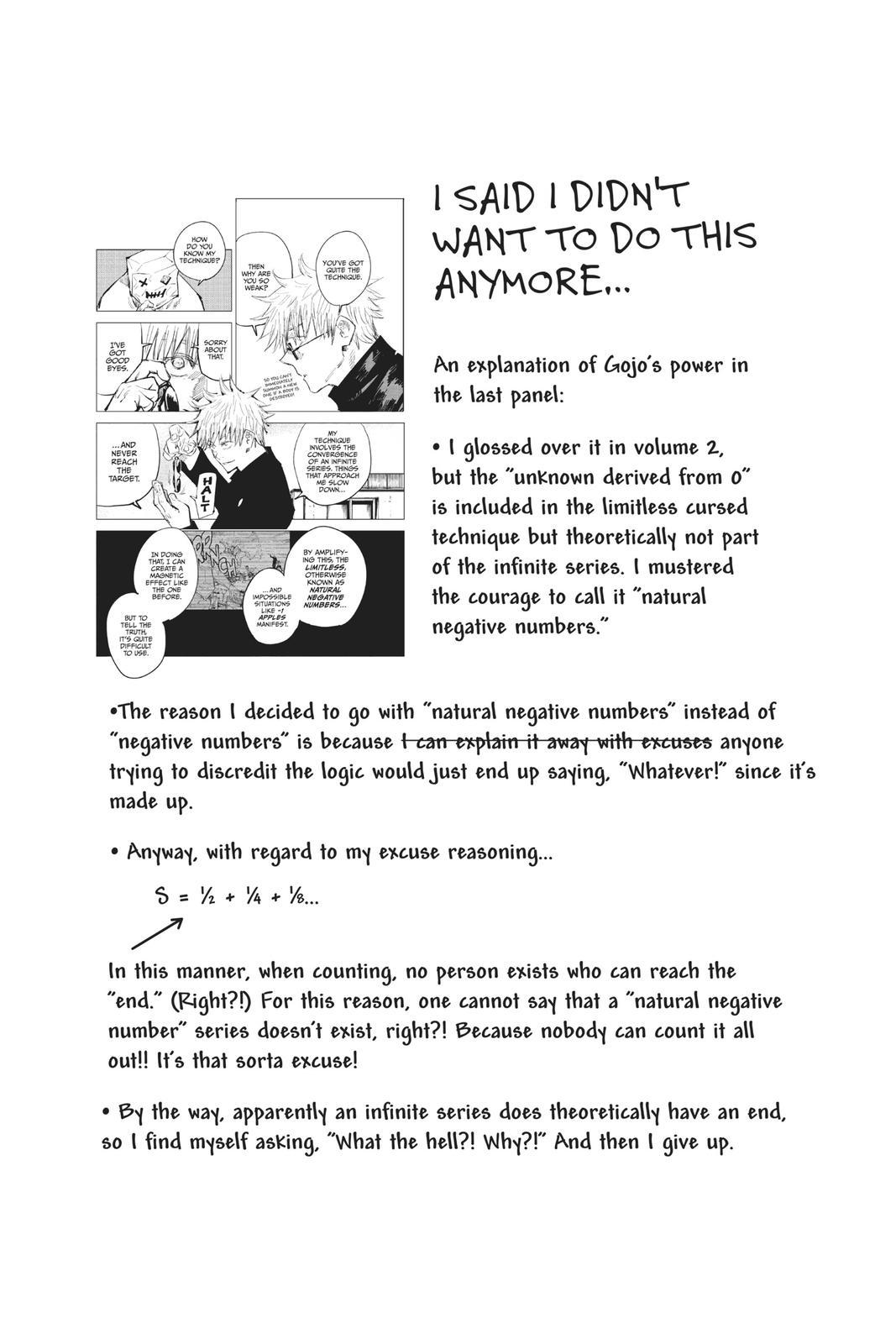 Jujutsu Kaisen, Chapter 69 image 019