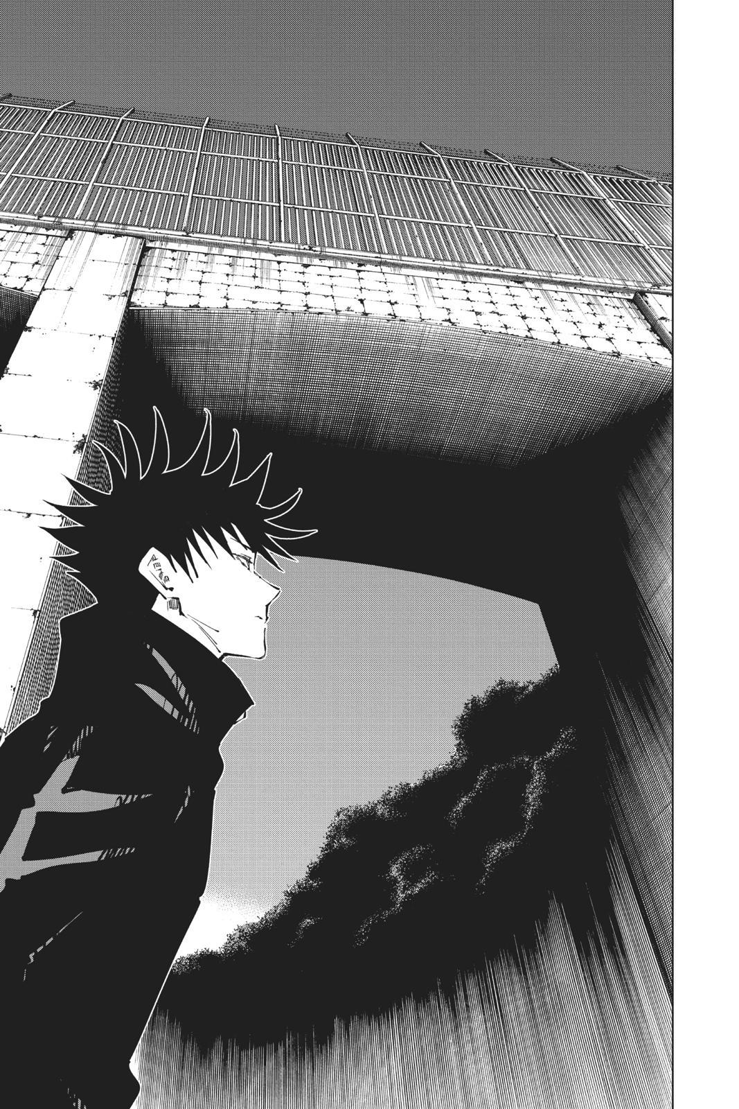 Jujutsu Kaisen, Chapter 56 image 016