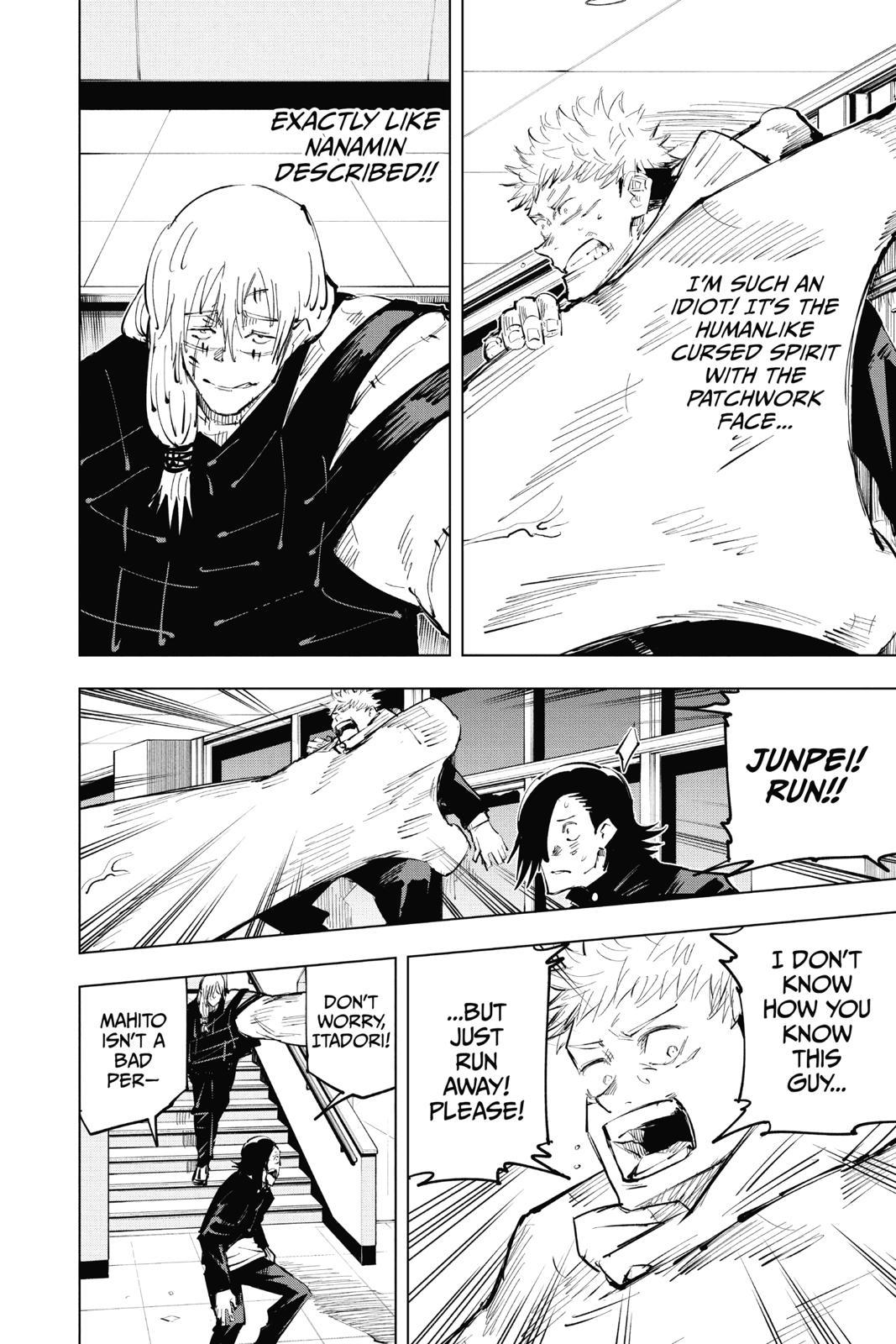 Jujutsu Kaisen, Chapter 27 image 004