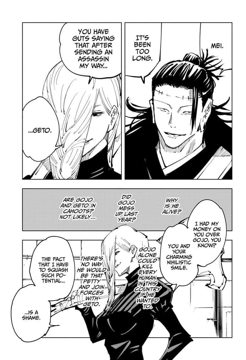 Jujutsu Kaisen, Chapter 101 image 003