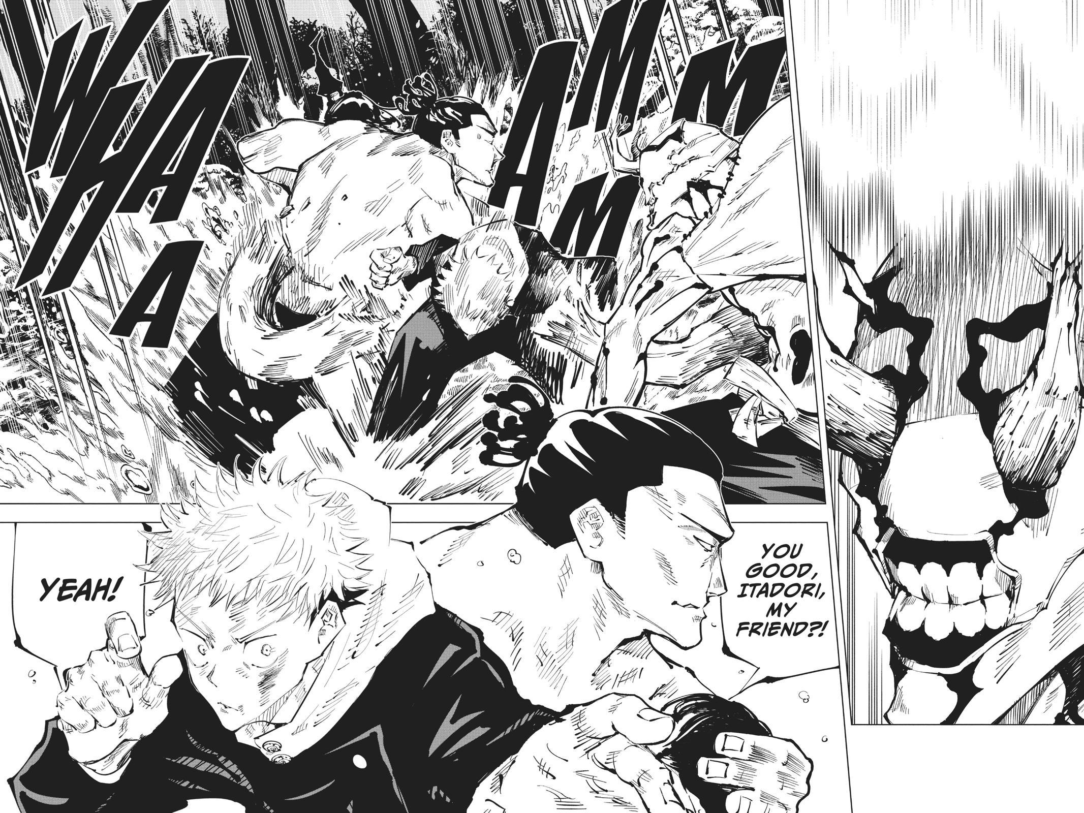 Jujutsu Kaisen, Chapter 47 image 017