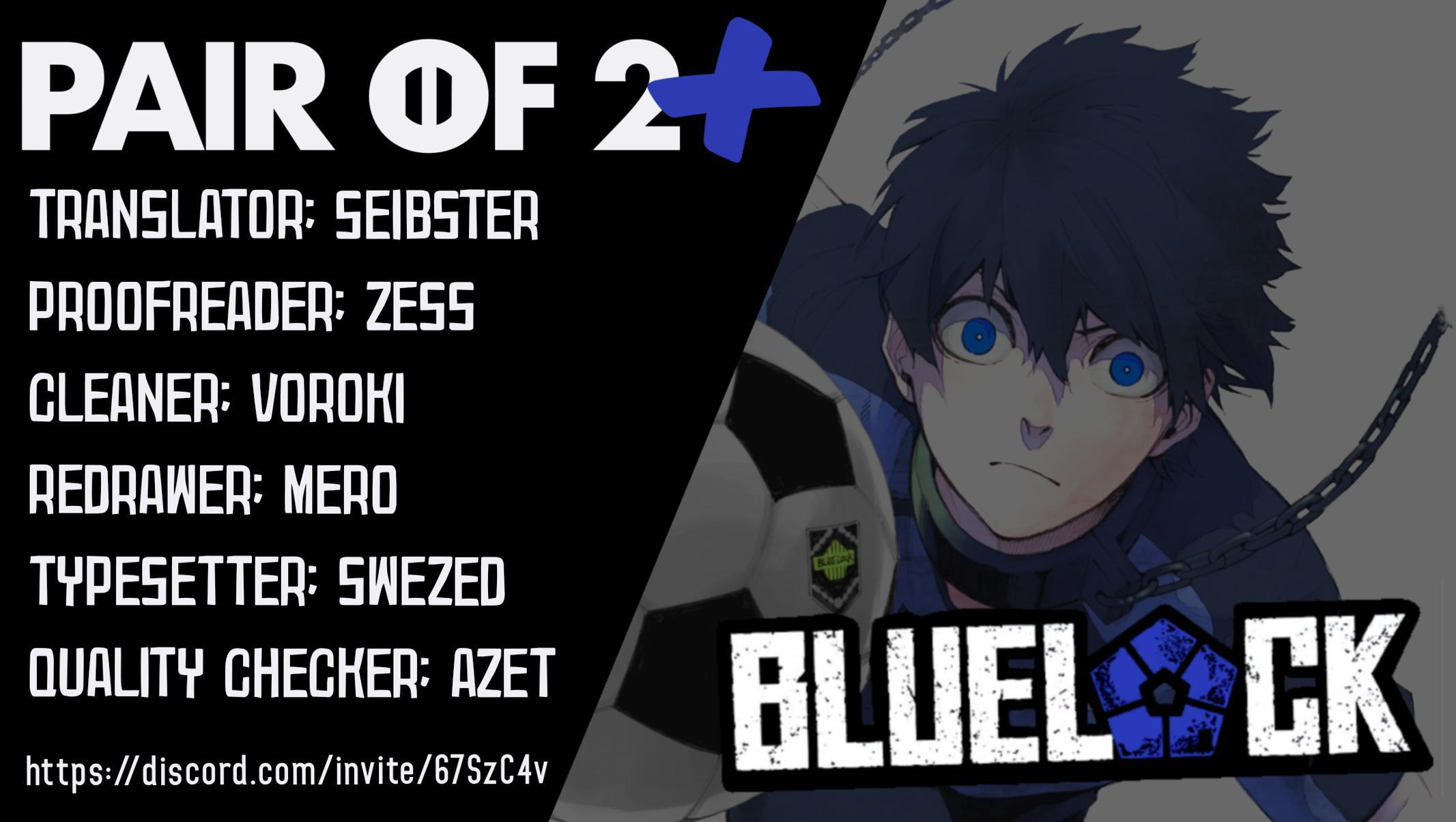 Blue Lock, Chapter 73 image 019