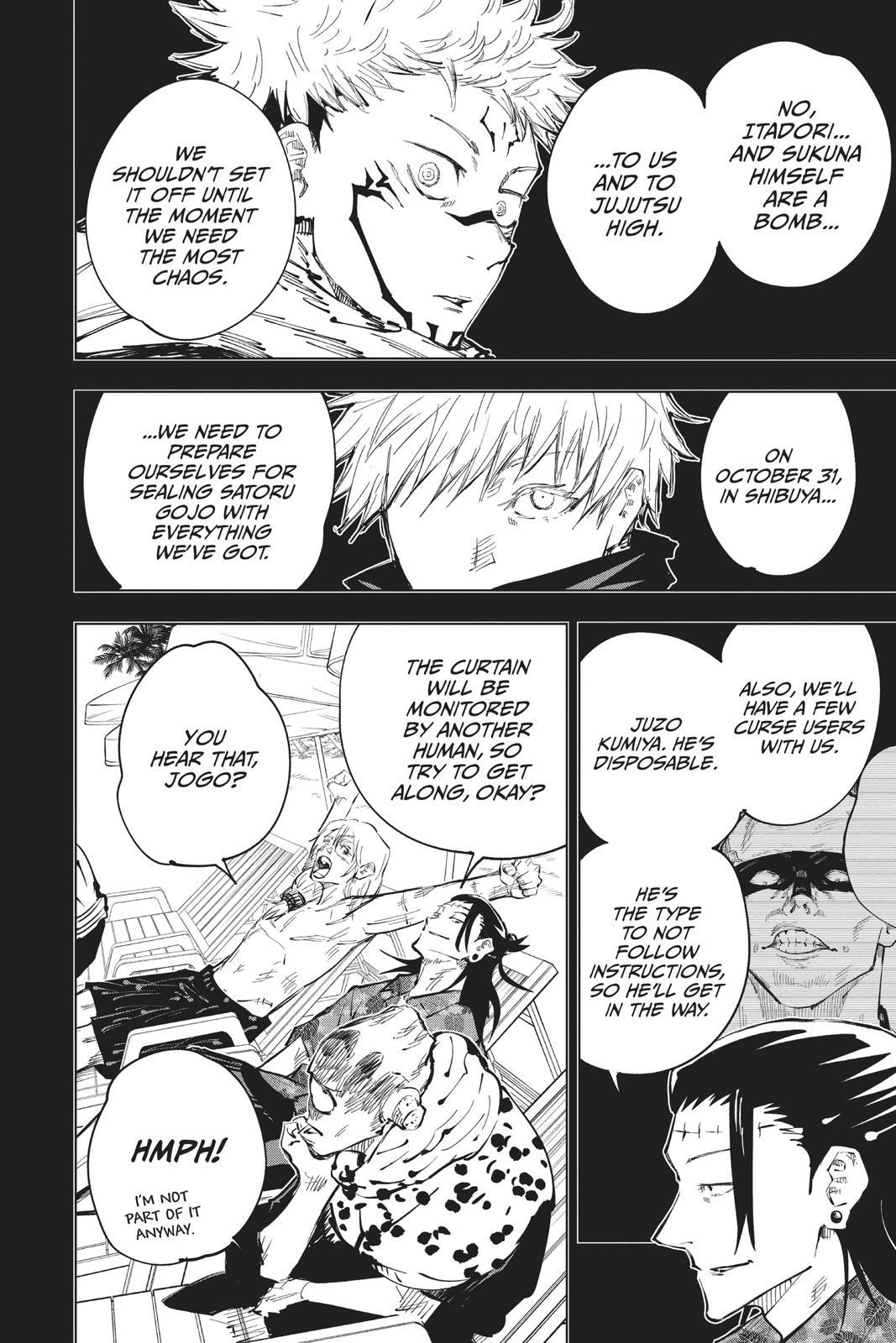 Jujutsu Kaisen, Chapter 53 image 014