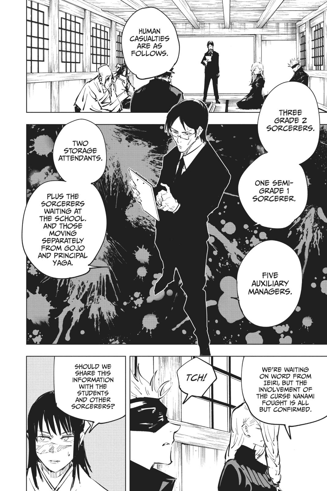 Jujutsu Kaisen, Chapter 53 image 016