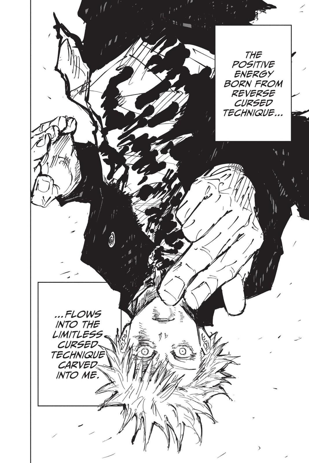 Jujutsu Kaisen, Chapter 74 image 016