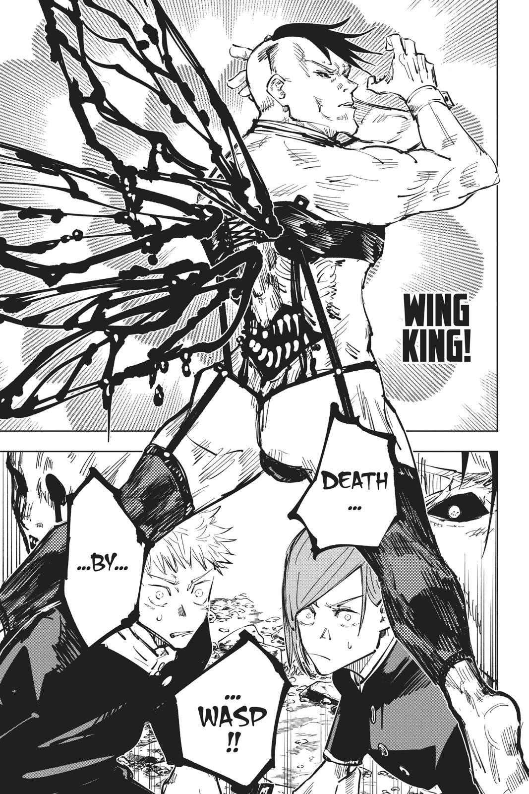 Jujutsu Kaisen, Chapter 59 image 019