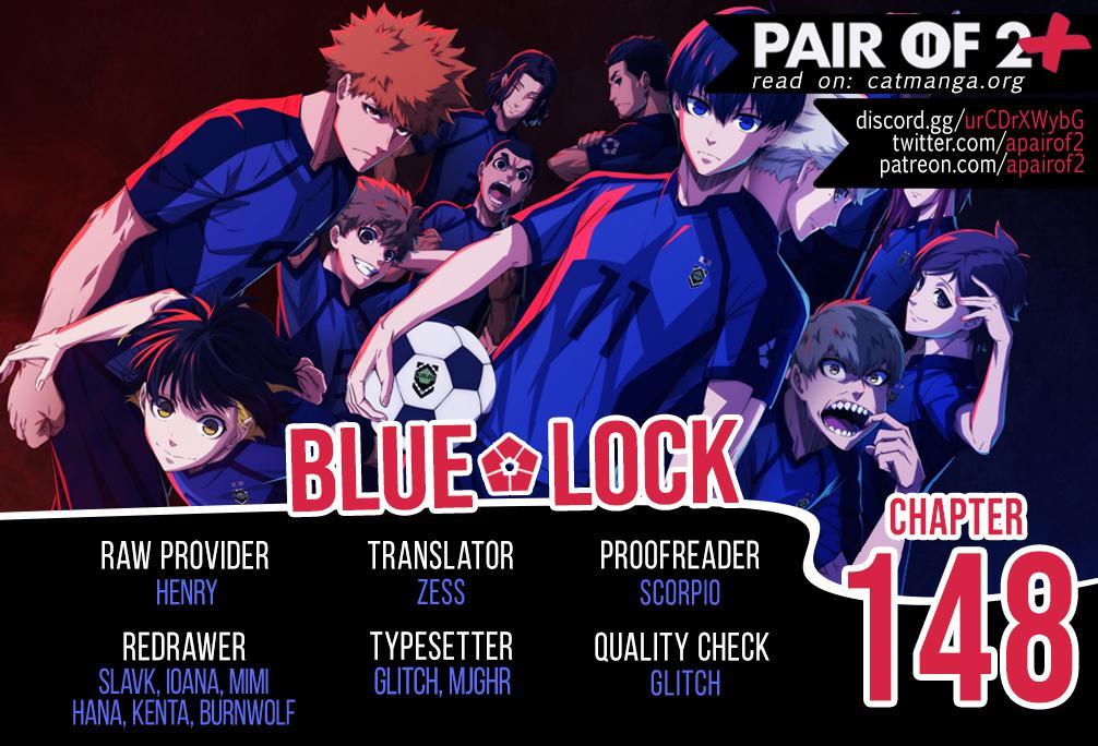 Blue Lock, Chapter 148 image 01