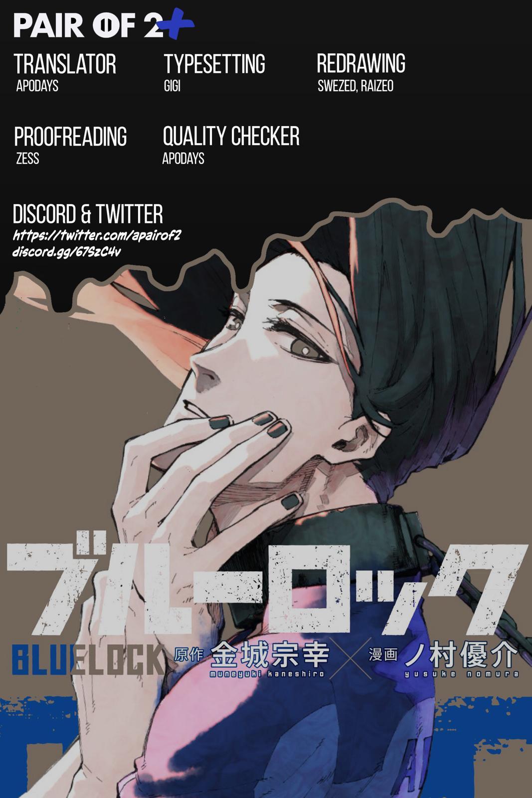 Blue Lock, Chapter 92 image 021