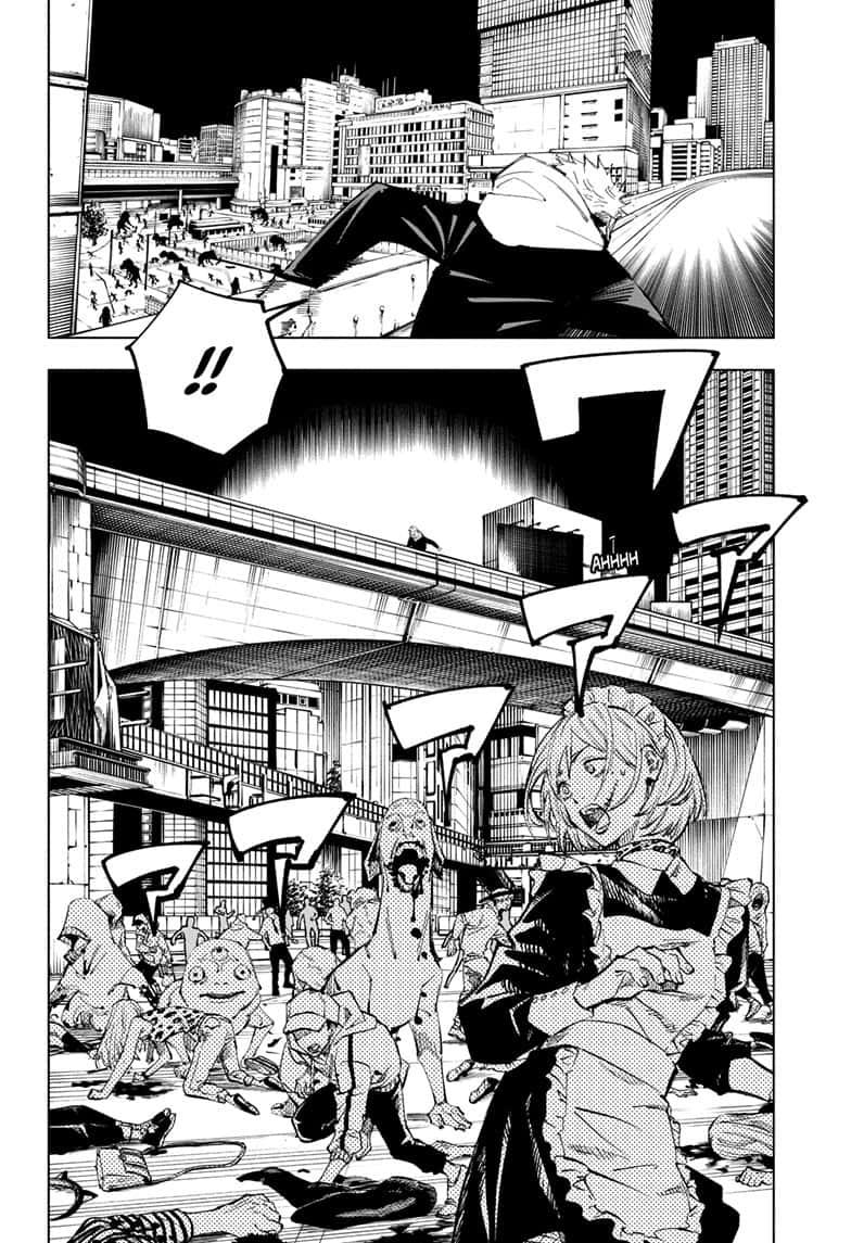 Jujutsu Kaisen, Chapter 100 image 018