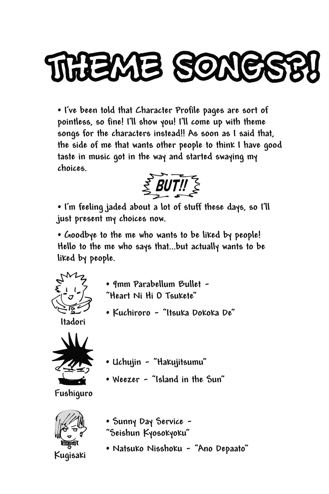Jujutsu Kaisen, Chapter 23 image 021