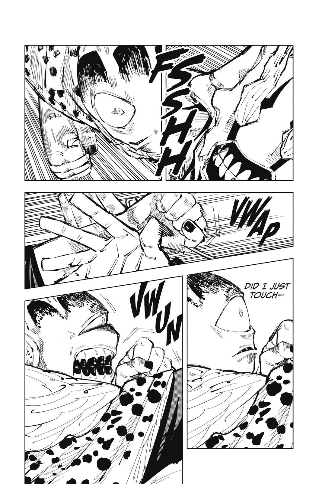 Jujutsu Kaisen, Chapter 85 image 005