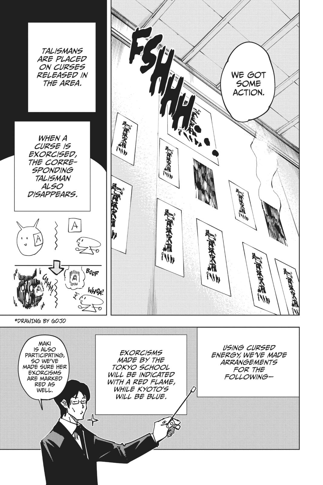 Jujutsu Kaisen, Chapter 40 image 013