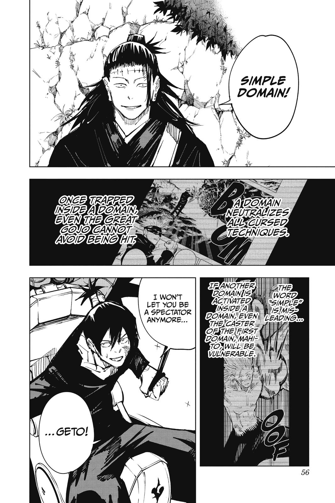 Jujutsu Kaisen, Chapter 82 image 010