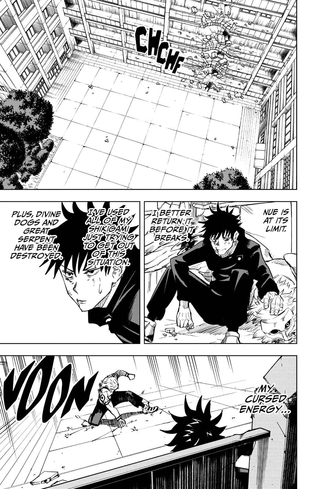 Jujutsu Kaisen, Chapter 9 image 011