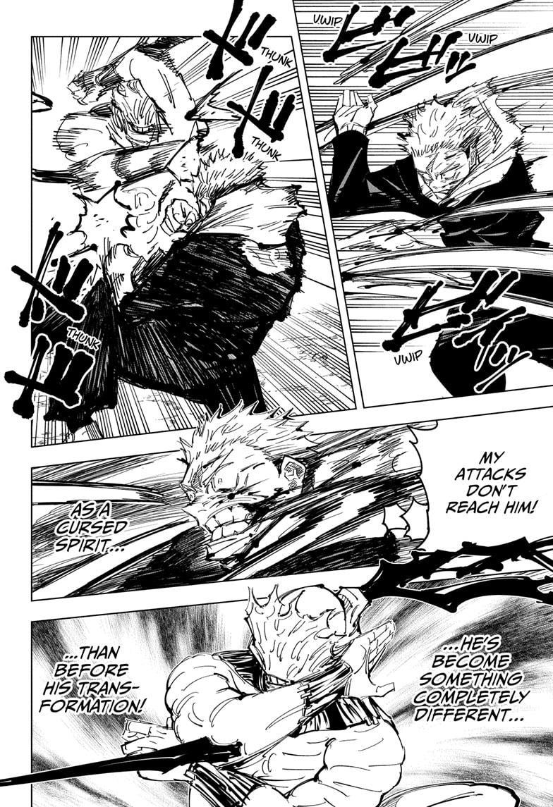 Jujutsu Kaisen, Chapter 131 image 012