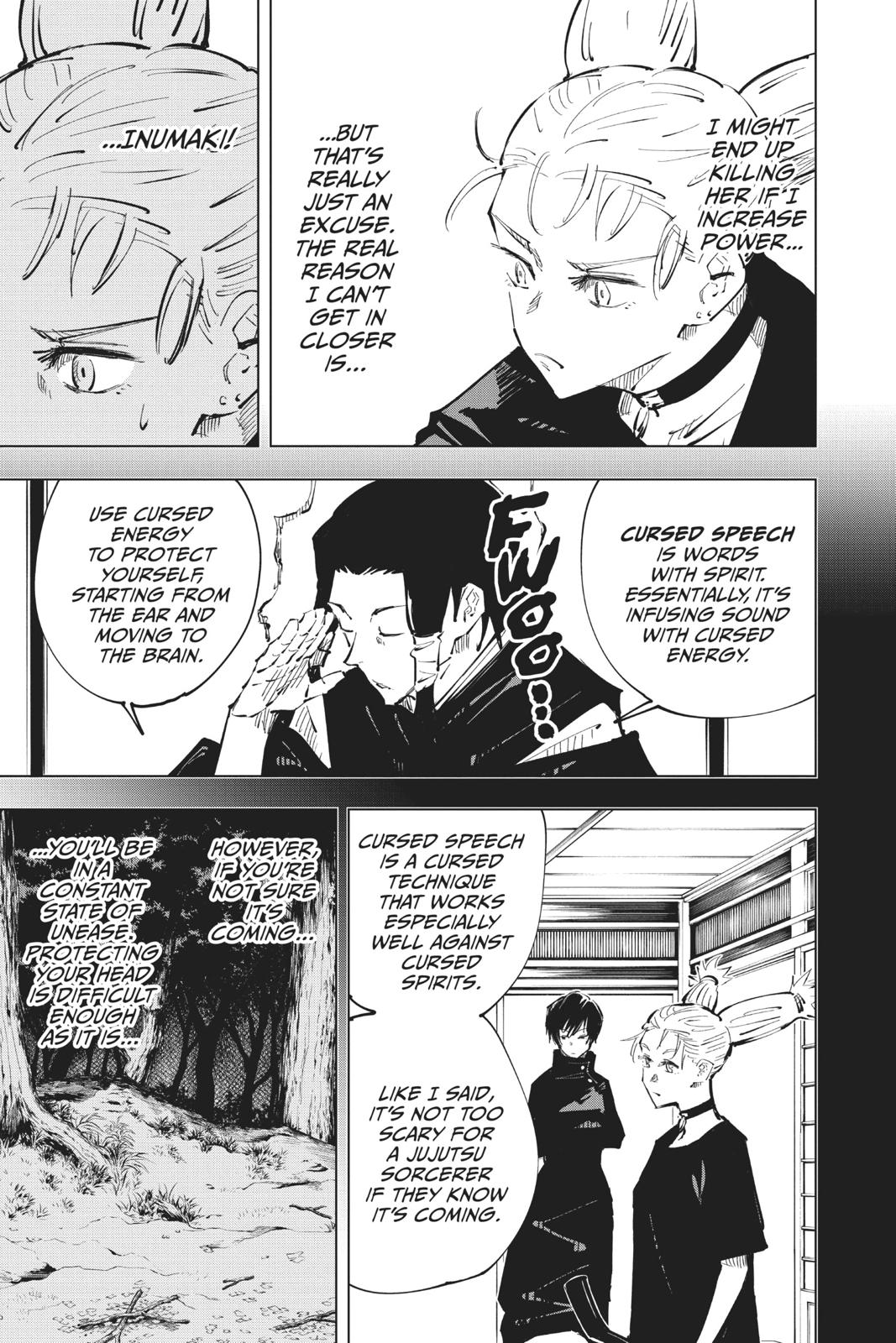 Jujutsu Kaisen, Chapter 41 image 003