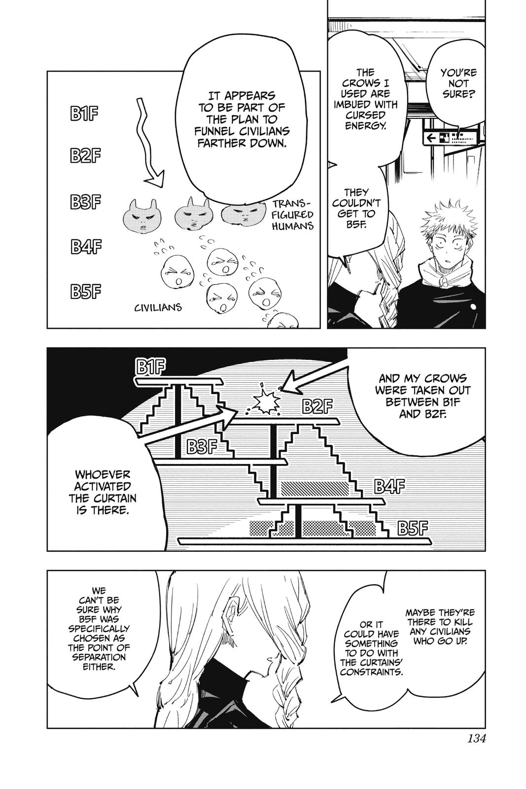 Jujutsu Kaisen, Chapter 86 image 006