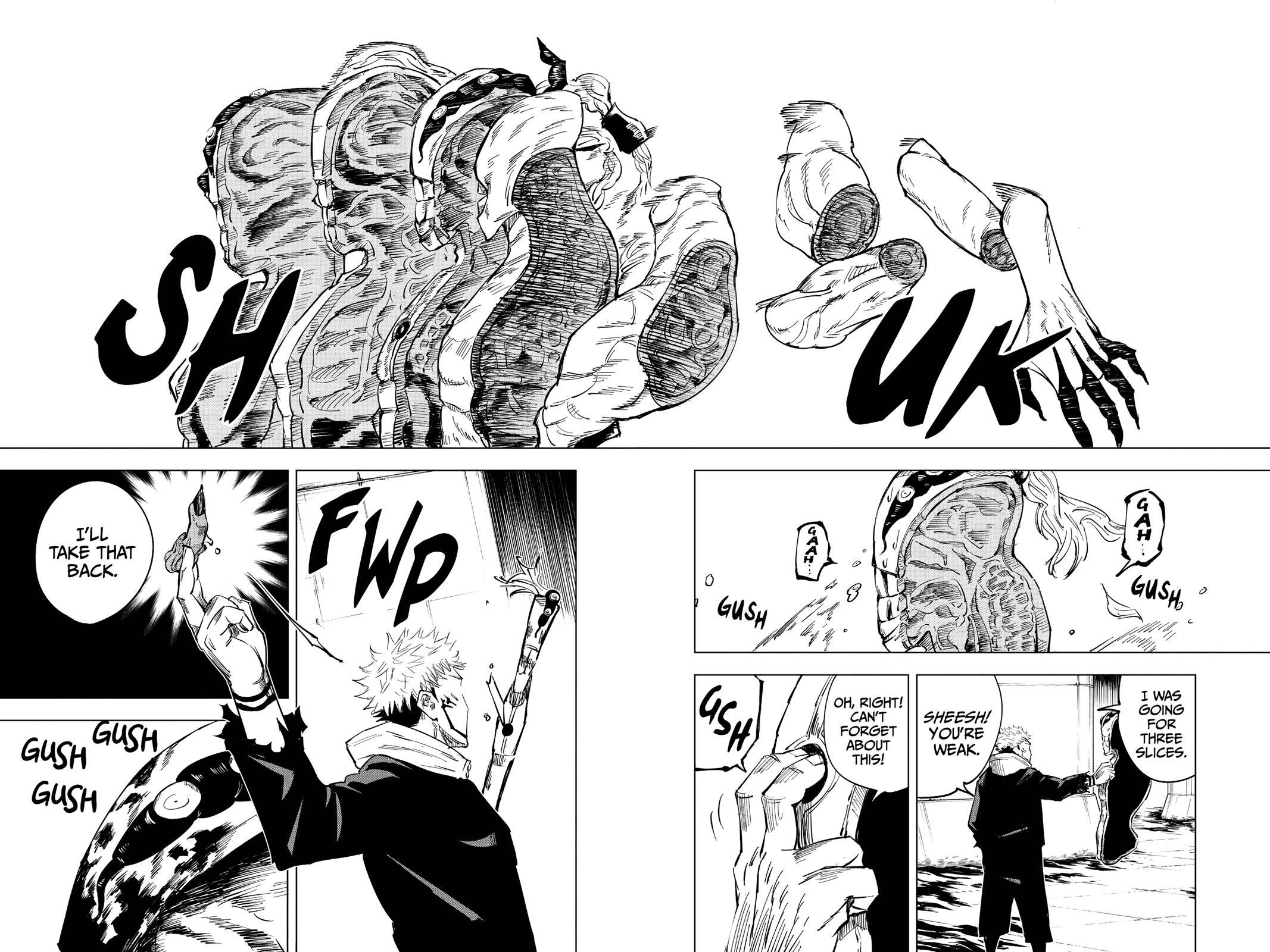 Jujutsu Kaisen, Chapter 8 image 020