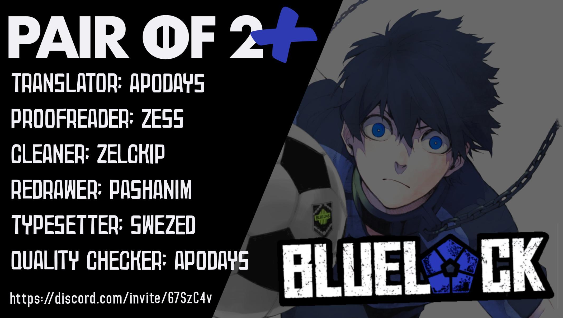 Blue Lock, Chapter 77 image 019