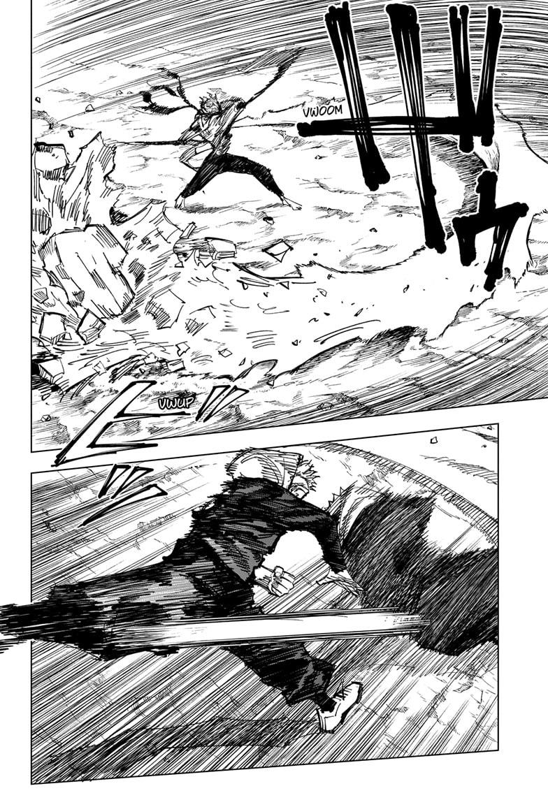 Jujutsu Kaisen, Chapter 131 image 006