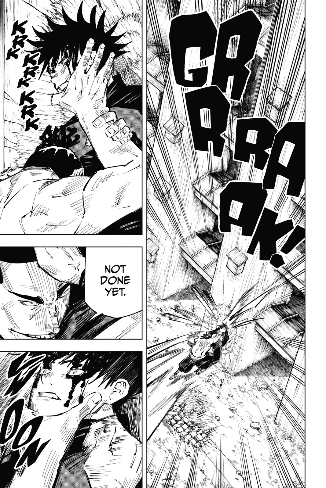 Jujutsu Kaisen, Chapter 17 image 019
