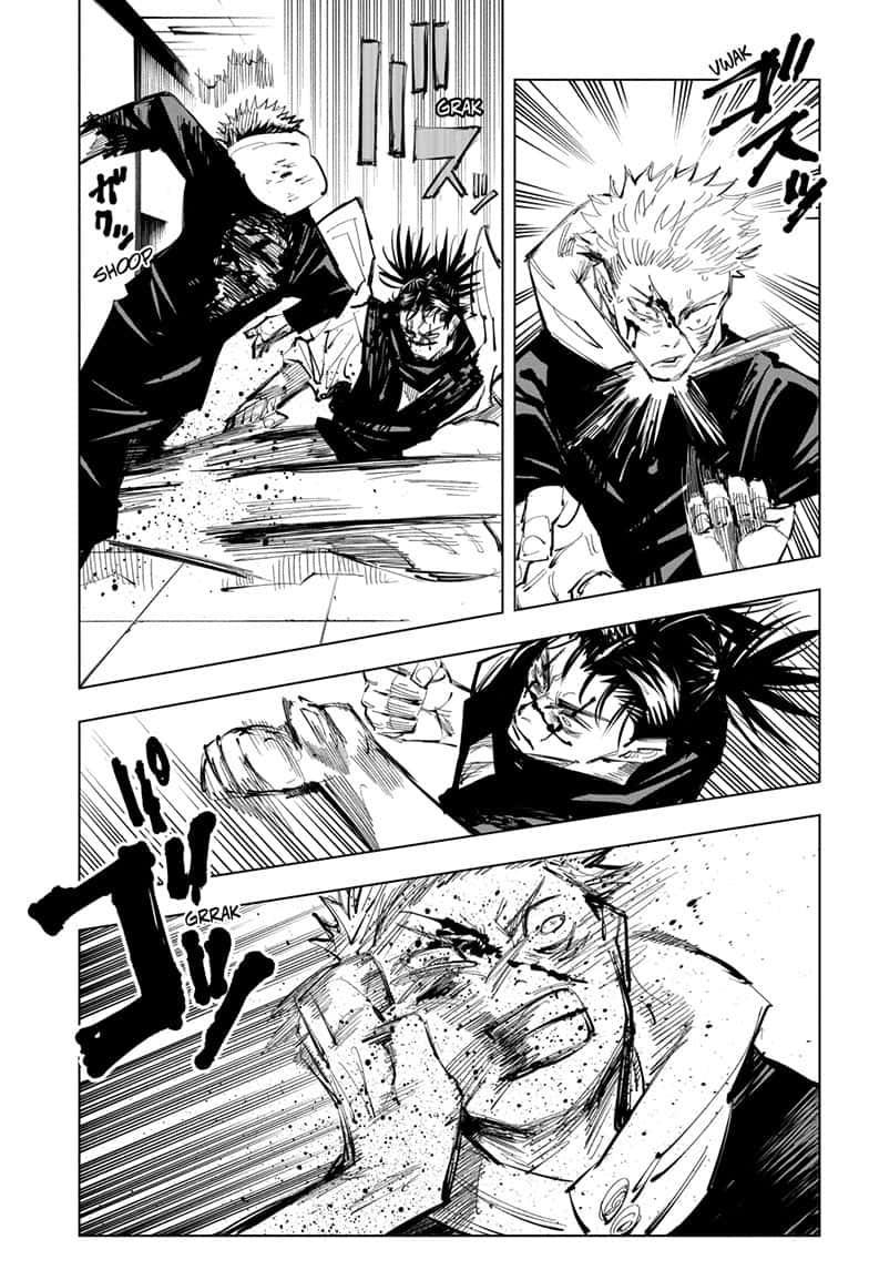 Jujutsu Kaisen, Chapter 103 image 015
