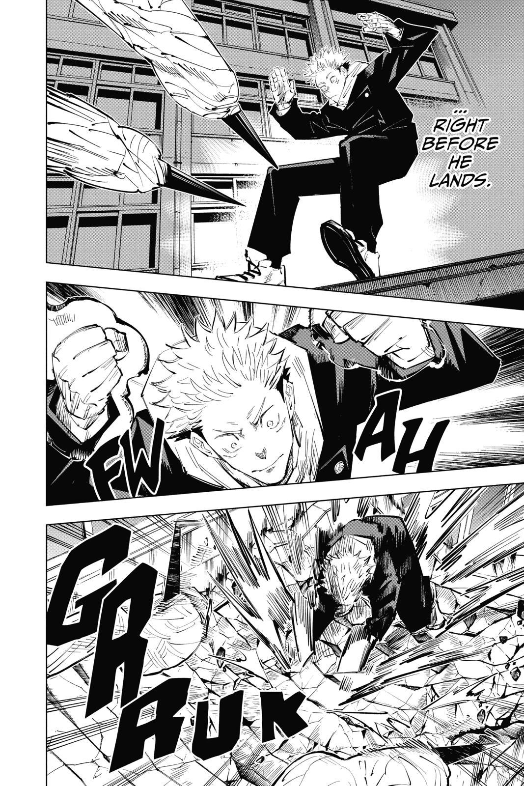 Jujutsu Kaisen, Chapter 26 image 017