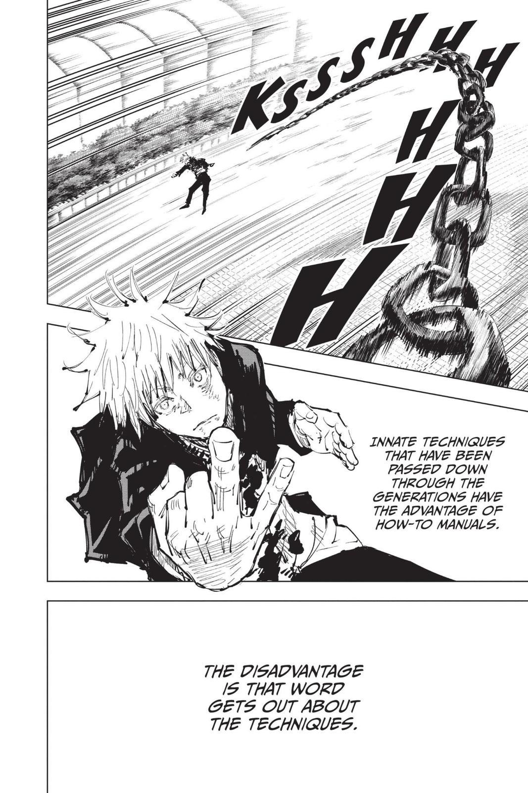 Jujutsu Kaisen, Chapter 75 image 012