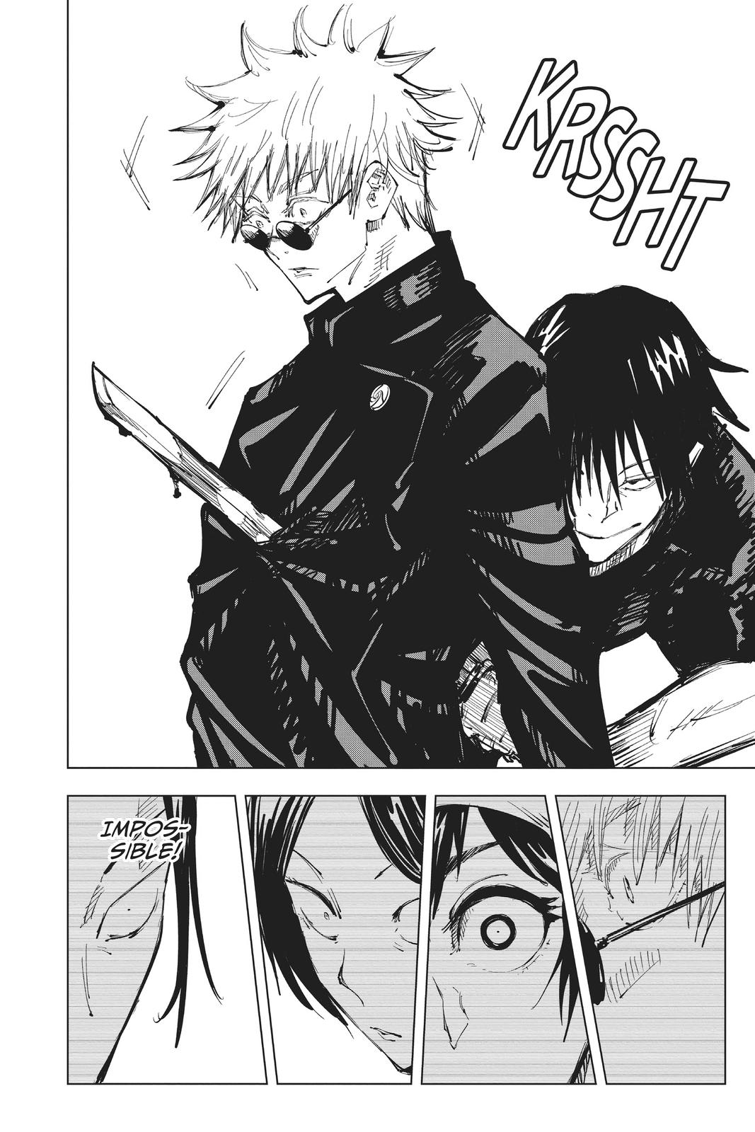 Jujutsu Kaisen, Chapter 70 image 018