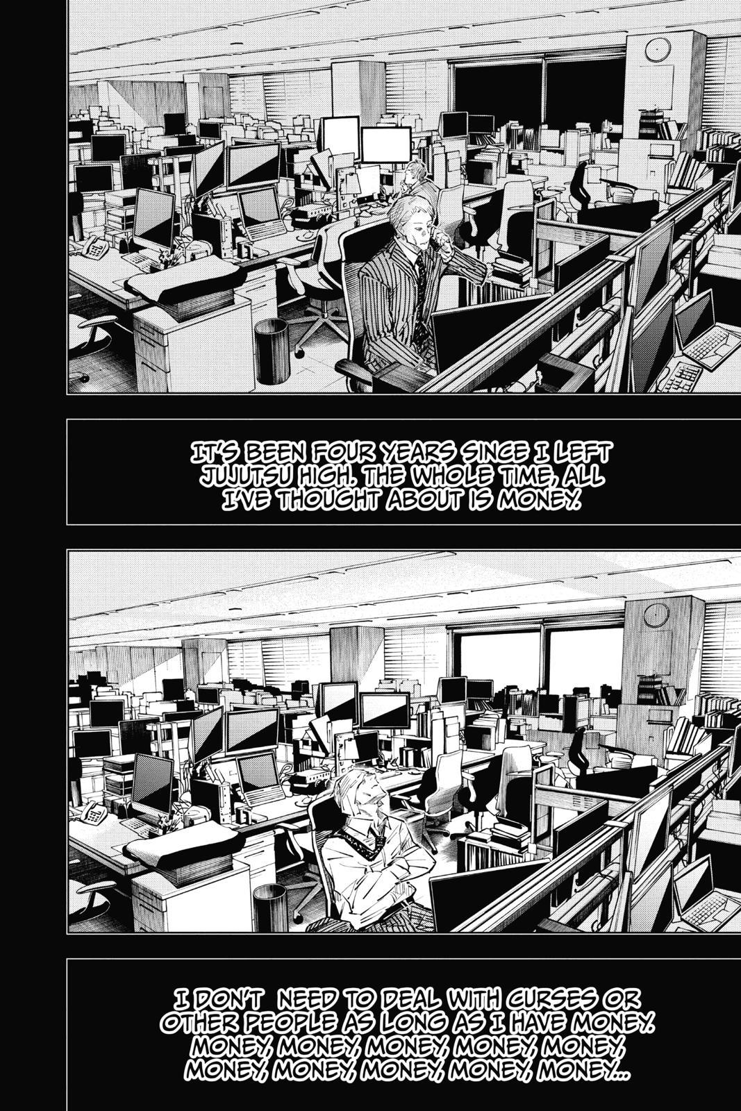 Jujutsu Kaisen, Chapter 30 image 008