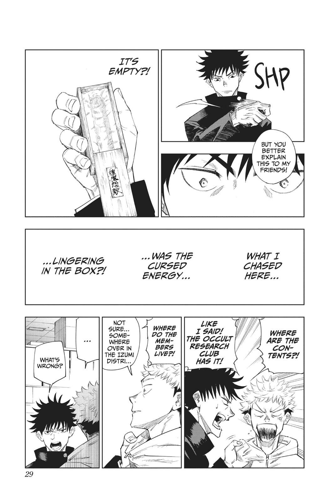 Jujutsu Kaisen, Chapter 1 image 029